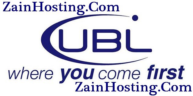 Buy Web Hosting & Domains by UBL Bank