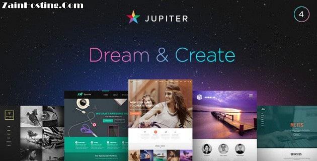 Jupiter Responsive WordPress Theme Free Download