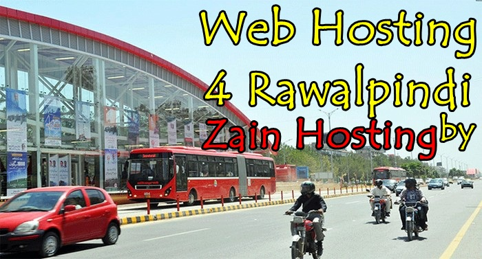 Web Hosting in Rawalpindi
