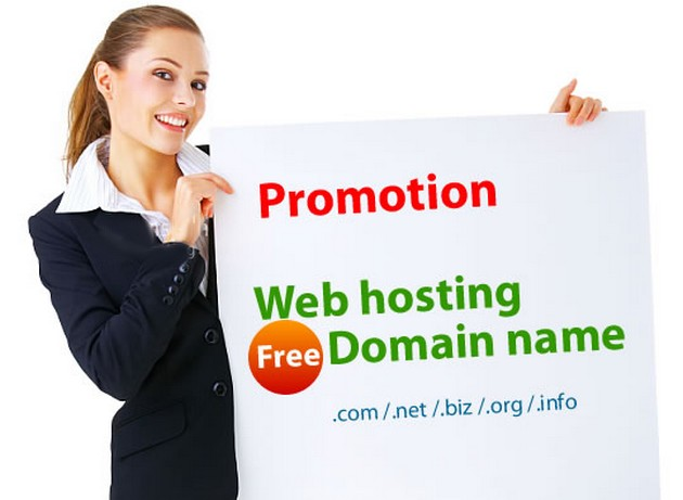 Web Hosting with Free Domain Name