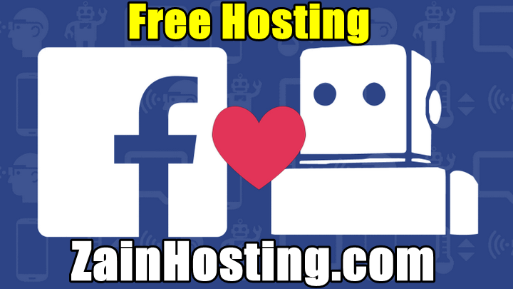 Free Web Hosting for Facebook Bot