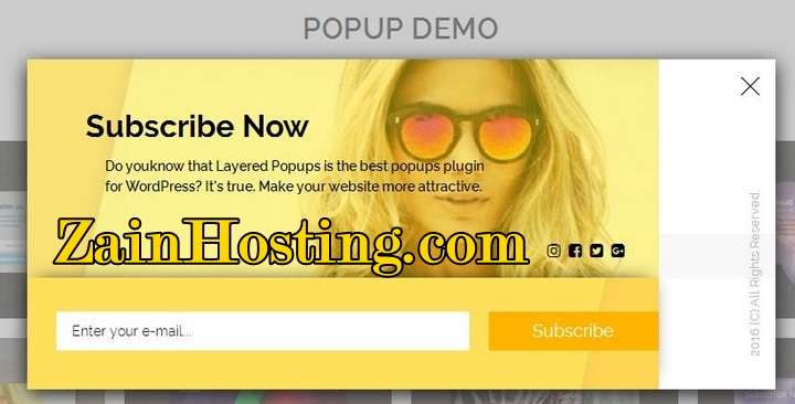 Layered Popups for WordPress Nulled Free Download