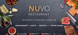 WordPress Restaurant Theme Free Download