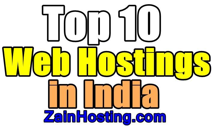 Top 10 Best Web Hosting Companies in India