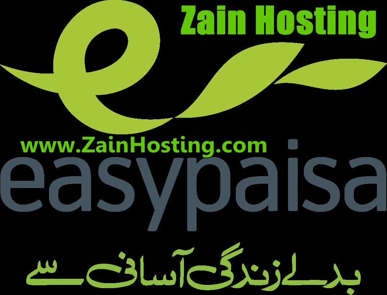 Easy Paisa Web Hosting & Domain Registration