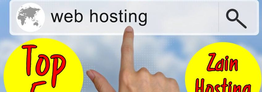 Top 5 Web Hosting Companies of the Year