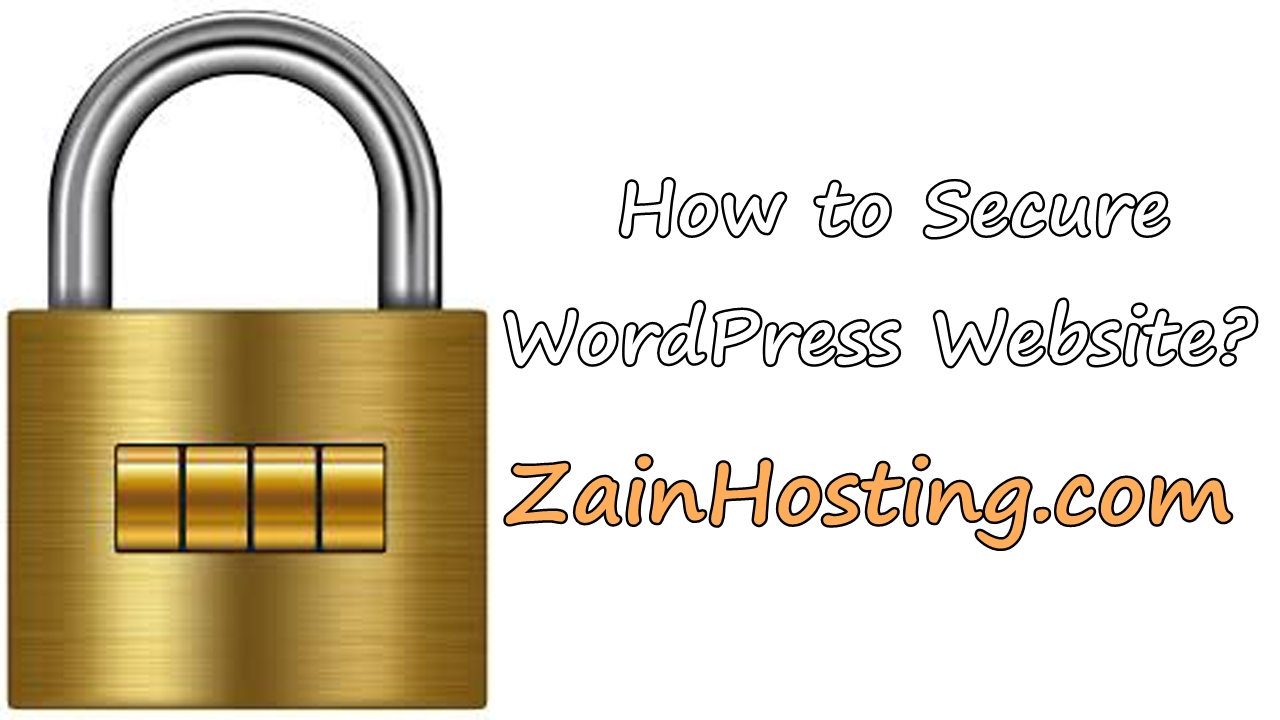 How to Secure WordPress Website?