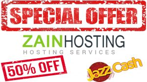 50 discount offer on jazz cash payment