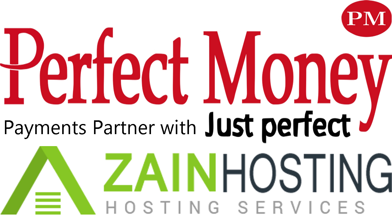 Perfect Money Web Hosting