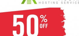 Midnight Sale Started – 50% Discount on all Web Hosting Packages