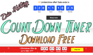 countdown timer v1 wordpress plugin download