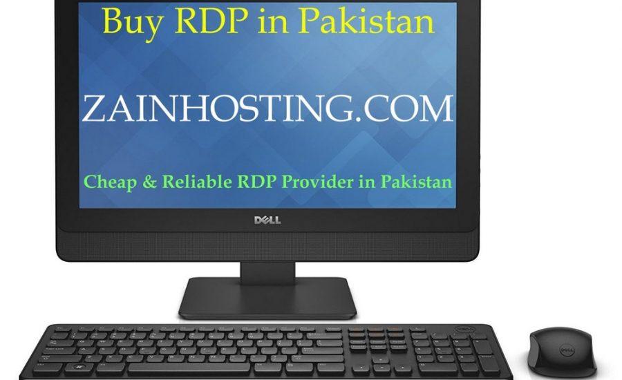 Buy Cheap RDP in Pakistan